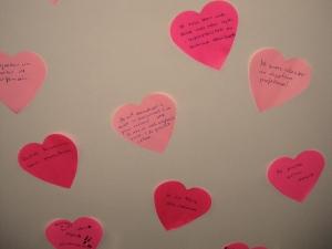 cors amb missatges