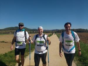 Joan Canals, Jordi Esqué i Jordi Muñoz